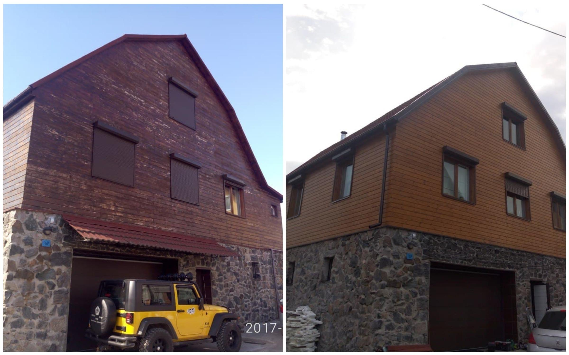 Восстановление фасадов по доступным ценам
